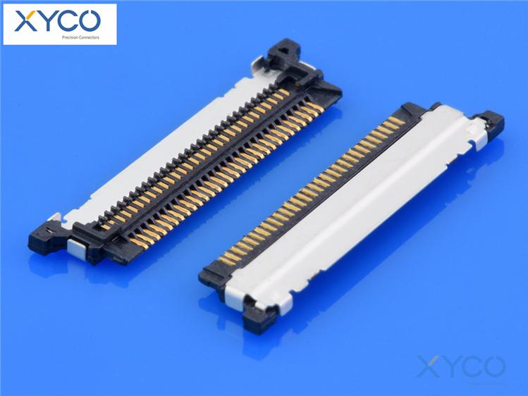 0.4mm间距连接器20346