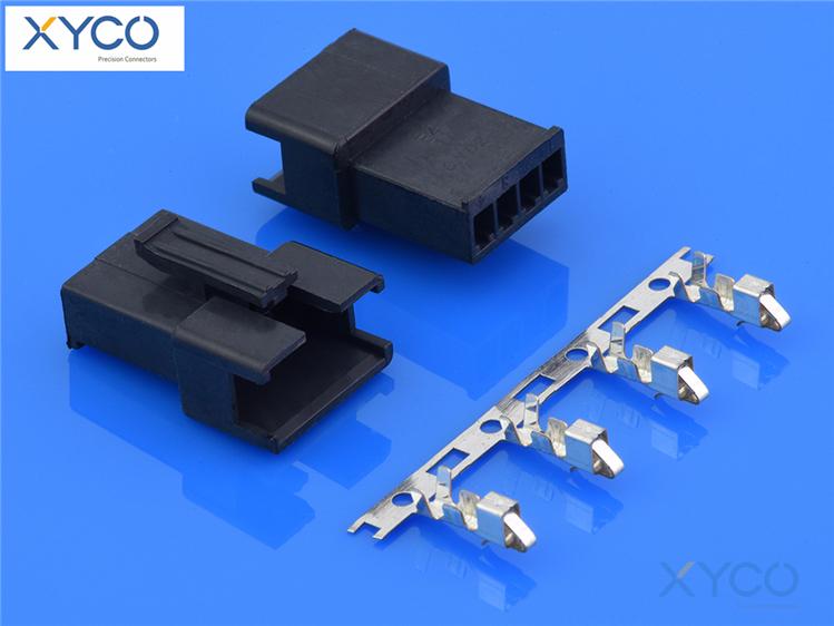 2.5mm间距连接器 sm母端