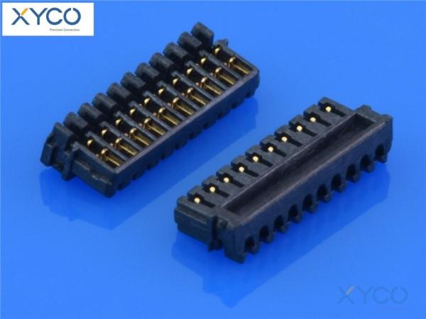 0.6mm间距刺破式连接器 XSR