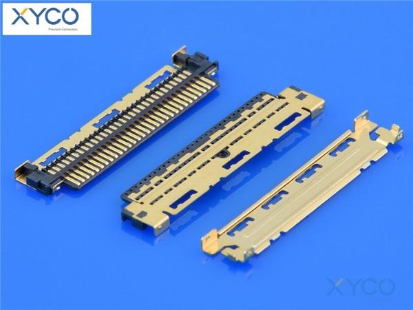 0.4mm间距连接器 20524