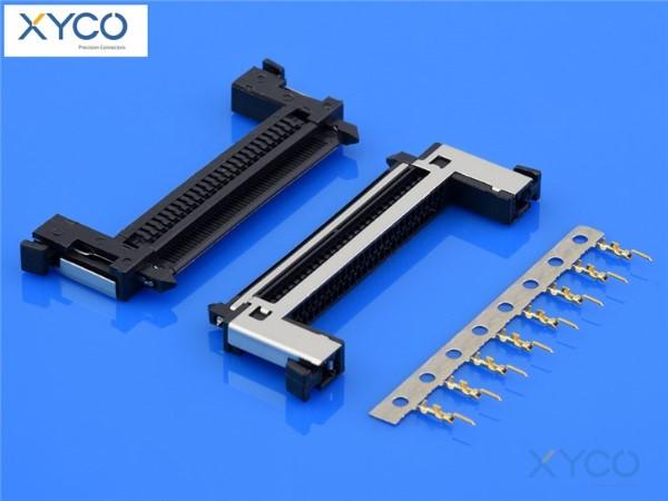 0.5mm fi-re连接器