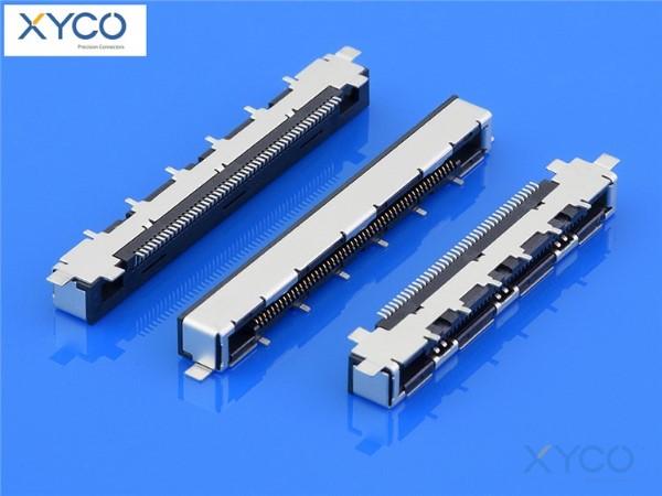 0.5mm间距连接器 FI-RE针座