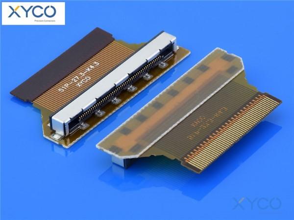 0.5mm FI-RE连接器 fpc