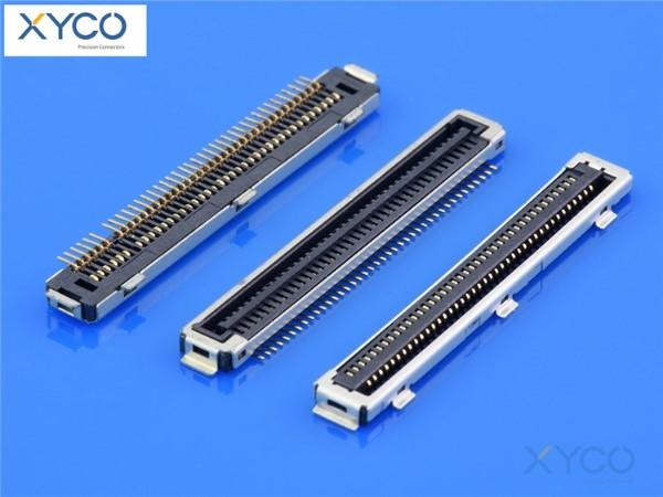 0.5mm间距连接器 LVD2.0针座