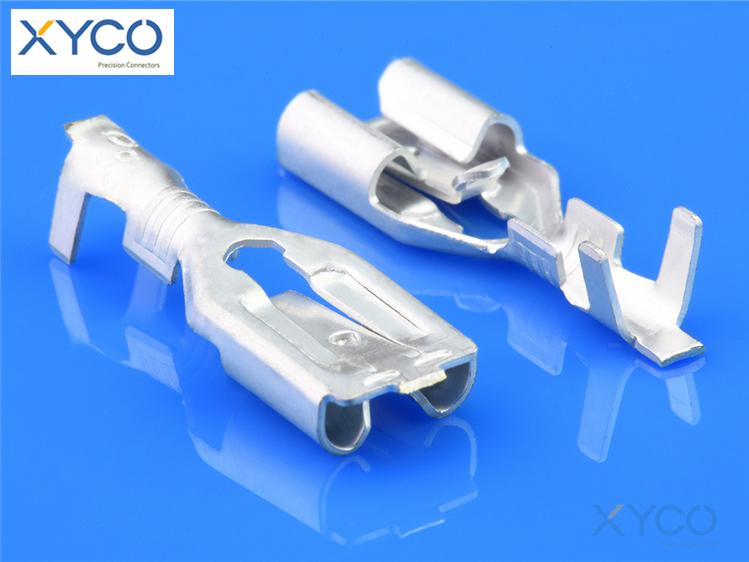 250系列带锁扣母端子