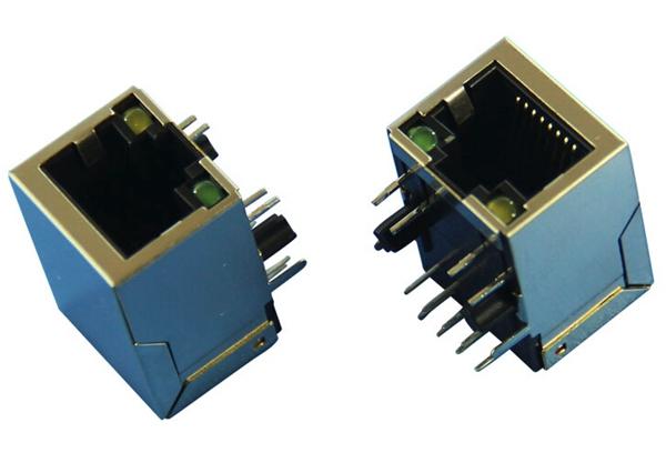 轩业带你了解RJ45网络连接器在应力开释实验得出的结论