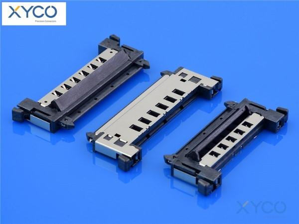 FFC连接器有几种类型「轩业」