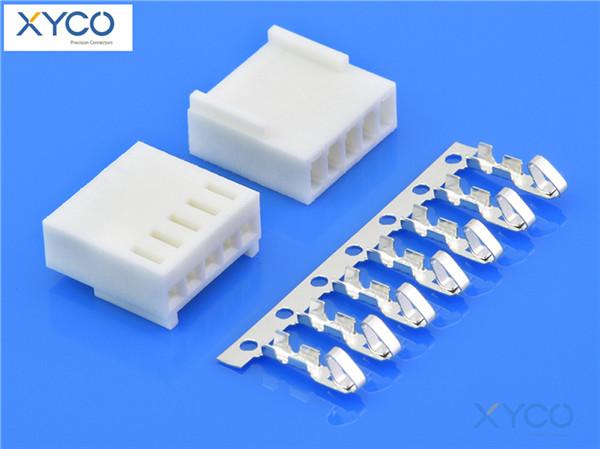 胶壳连接器