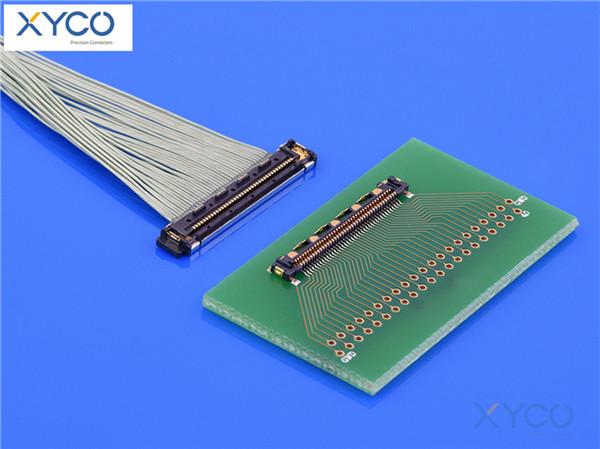 LVDS屏线连接器