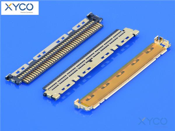 平板连接器
