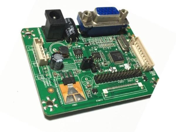 电脑靠连接器及接线端子来传输信号「轩业」