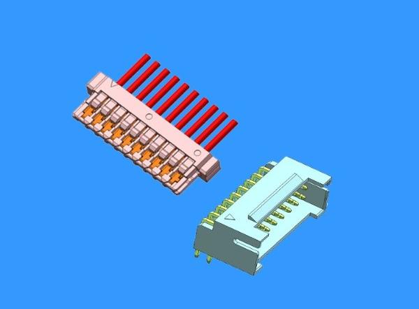 镀金连接器使用镍底板的用途有哪些呢?「轩业」