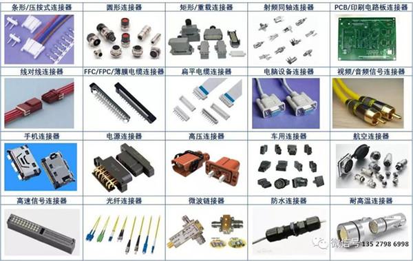 连接器生产厂商
