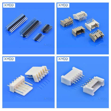 连接器针座(wafer)结构类型及使用的材料详解