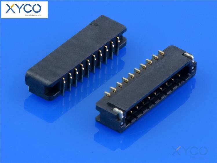 0.6mm间距连接器xsr针座