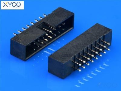 2.0mm H5.7 DIP180° 简牛