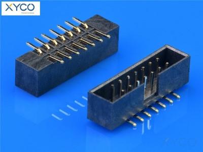 2.0mm H5.7 SMT180° 简牛