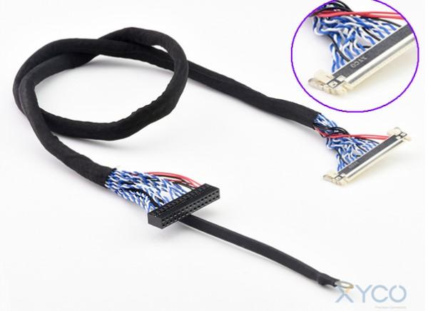 连接器与线束包覆成型的工艺有哪些好处?「轩业」