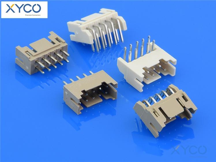 2.0mm间距连接器 PHDR针座