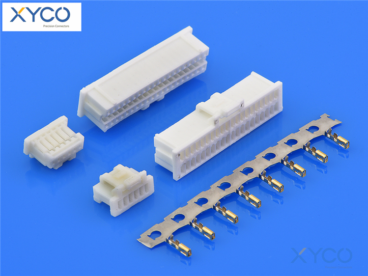 1.0mm间距连接器 501330/501189