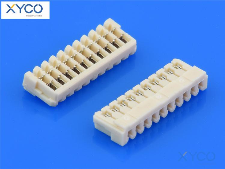 1.0mm间距刺破式连接器 ASR