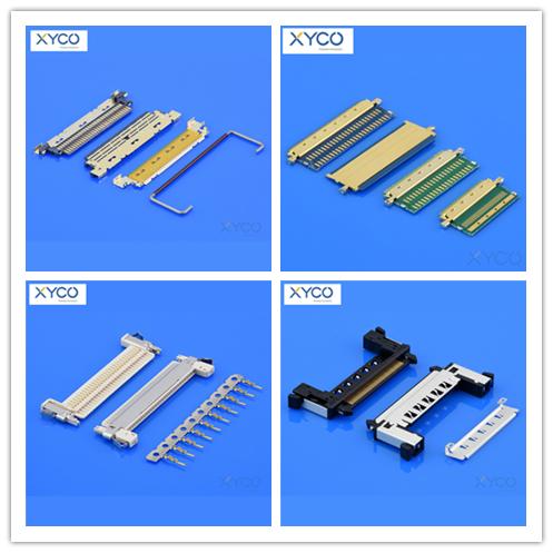 液晶屏连接器常用的接口有哪些你知道吗?「轩业」