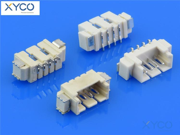 1.25mm间距连接器 51021针座