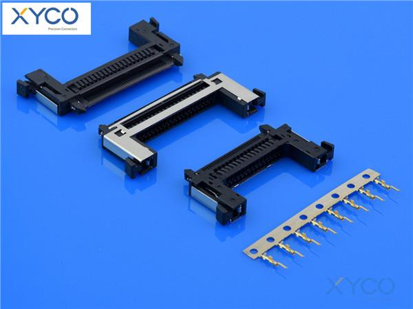 0.5mm连接器-显示屏线专用连接器,500强企业都在用「轩业」