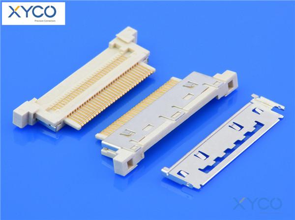 0.5mm连接器-200+系列款式+提供定制开模服务「轩业」