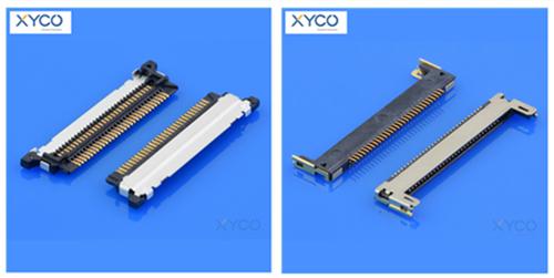 0.4mm间距连接器免费送样并提供应用解决方案