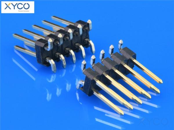 排针排母为什么要电镀及优势讲解「轩业」