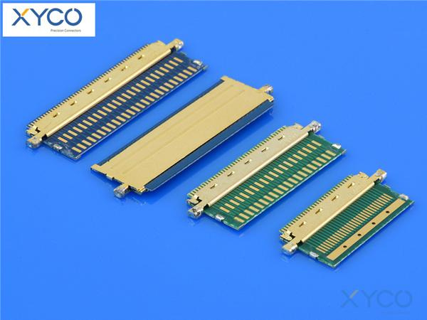 20454带pcb板连接器