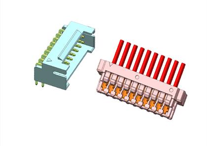 连接器制造过程中为何使用铜材作为导体?