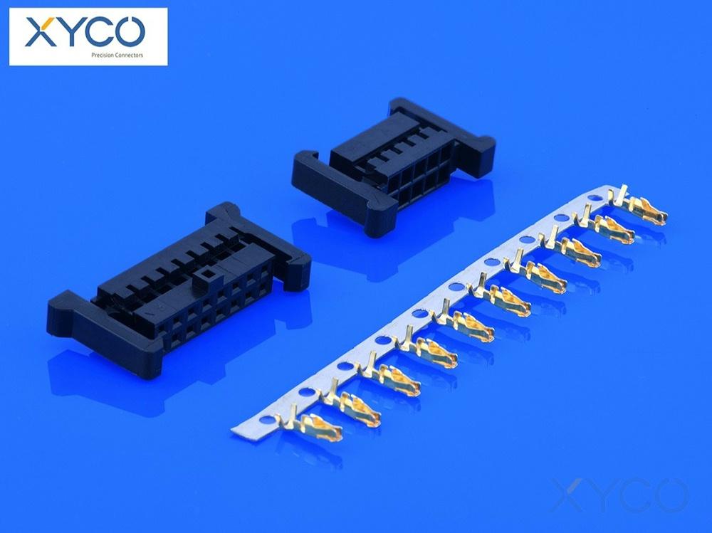 2.0mm间距连接器带扣