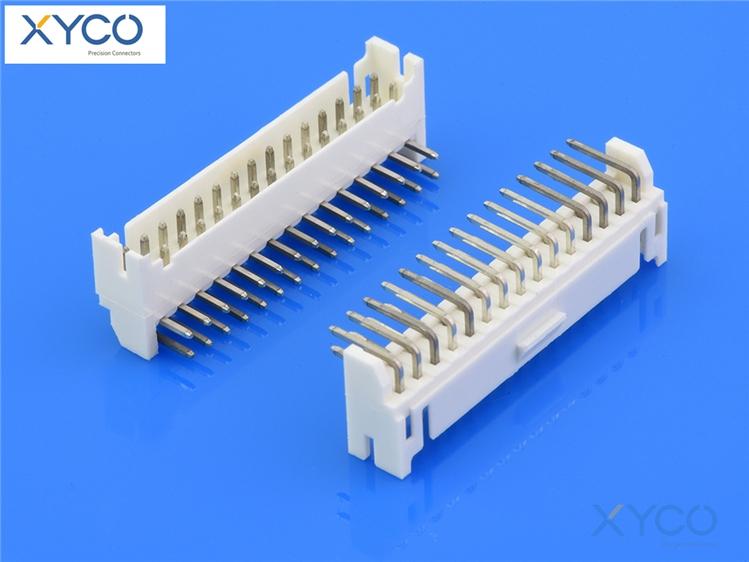 2.0mm间距连接器 phc针座