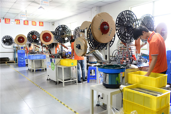 广东连接器生产厂家