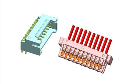 胶壳连接器核心竞争力源自好品质
