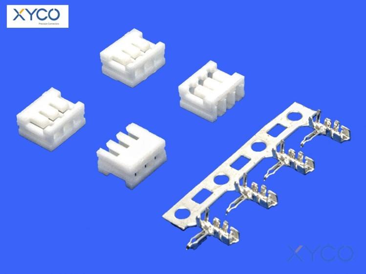 1.5mm间距JC15连接器